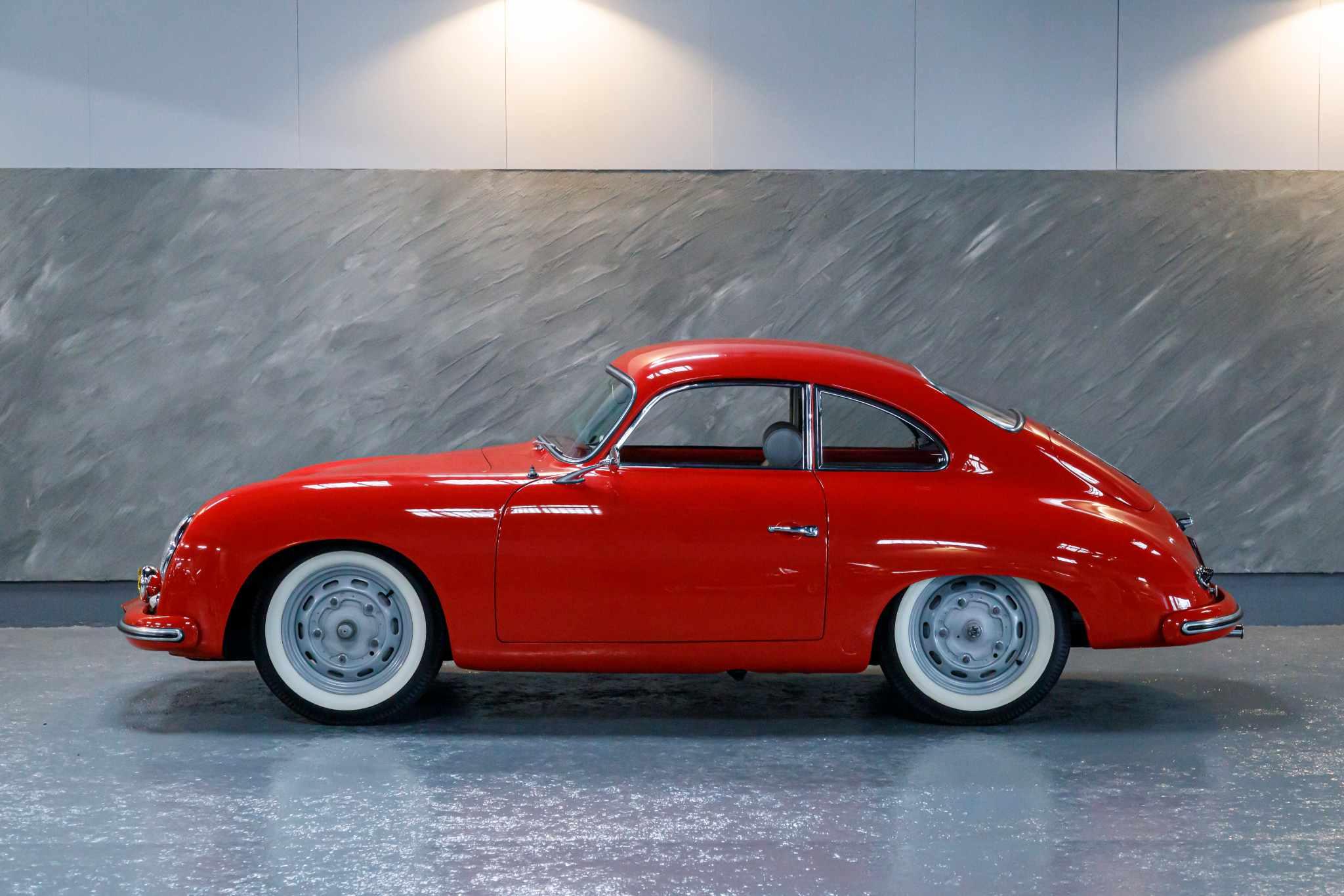 1953 年 ポルシェ 356PreAクーペ