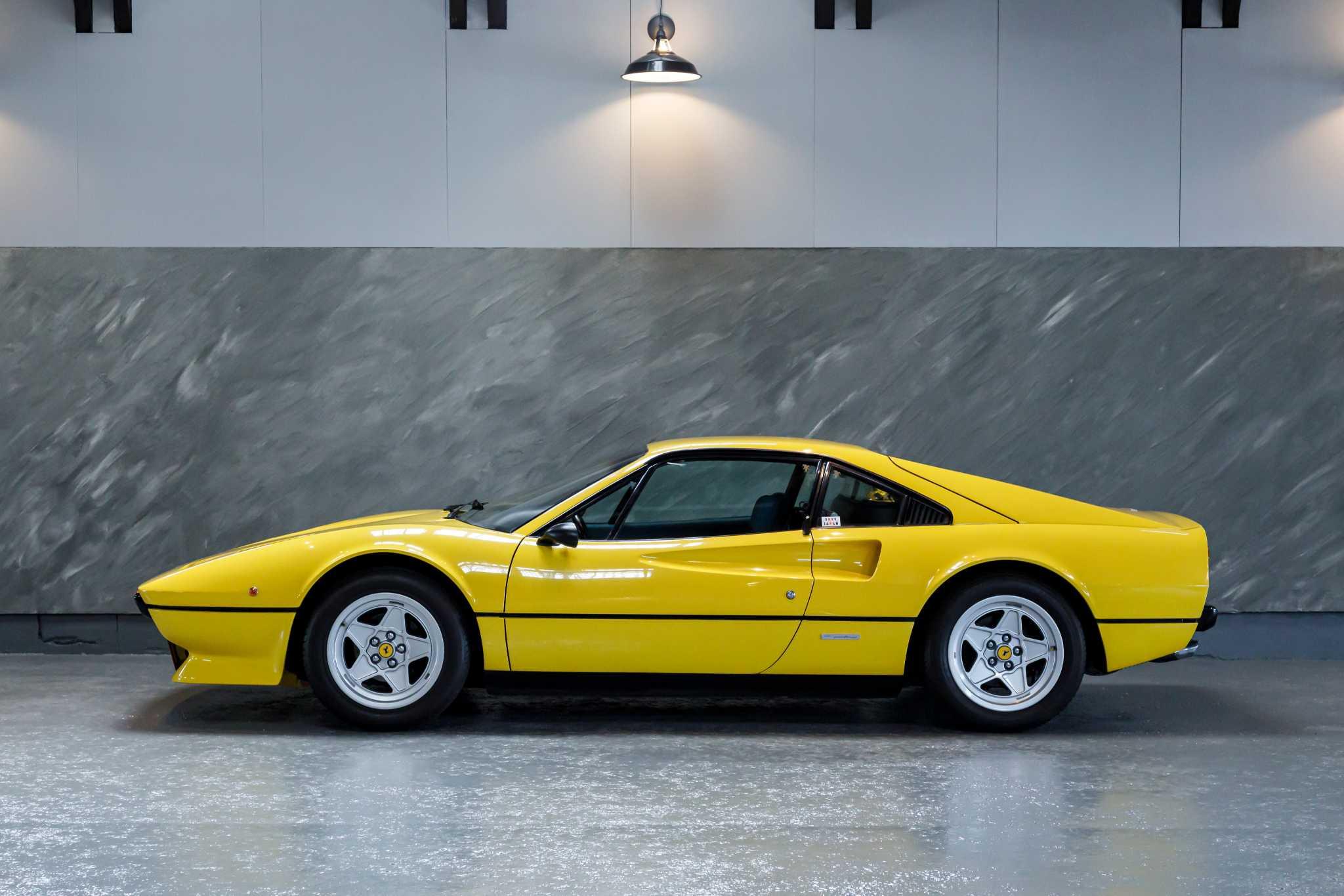 1979 年 フェラーリ 308GTB
