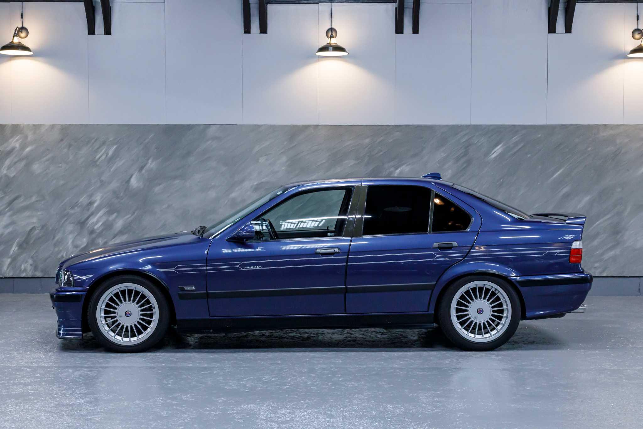 1993 年 BMW アルピナB6/2.8