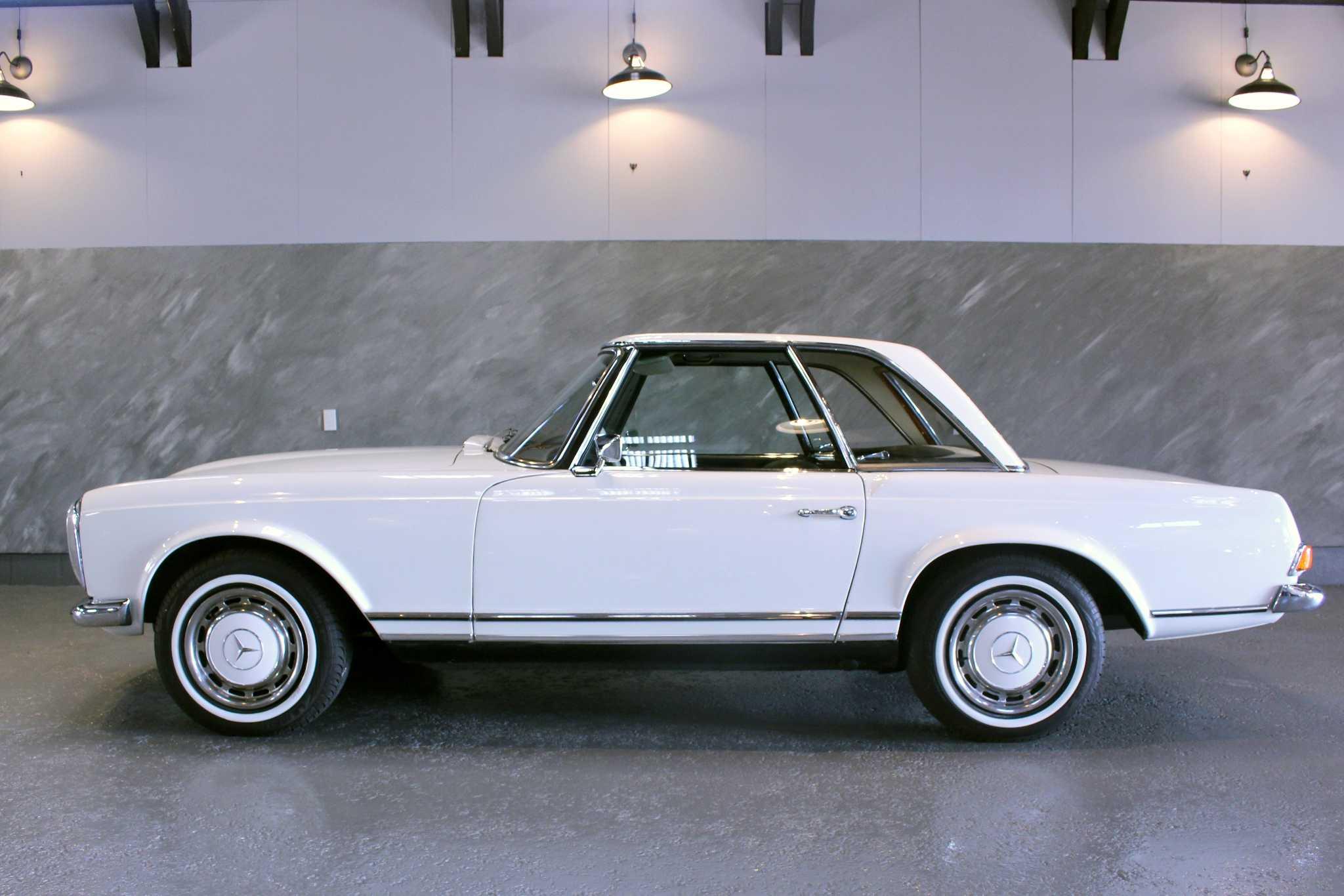 1969 年 メルセデスベンツ 280SL