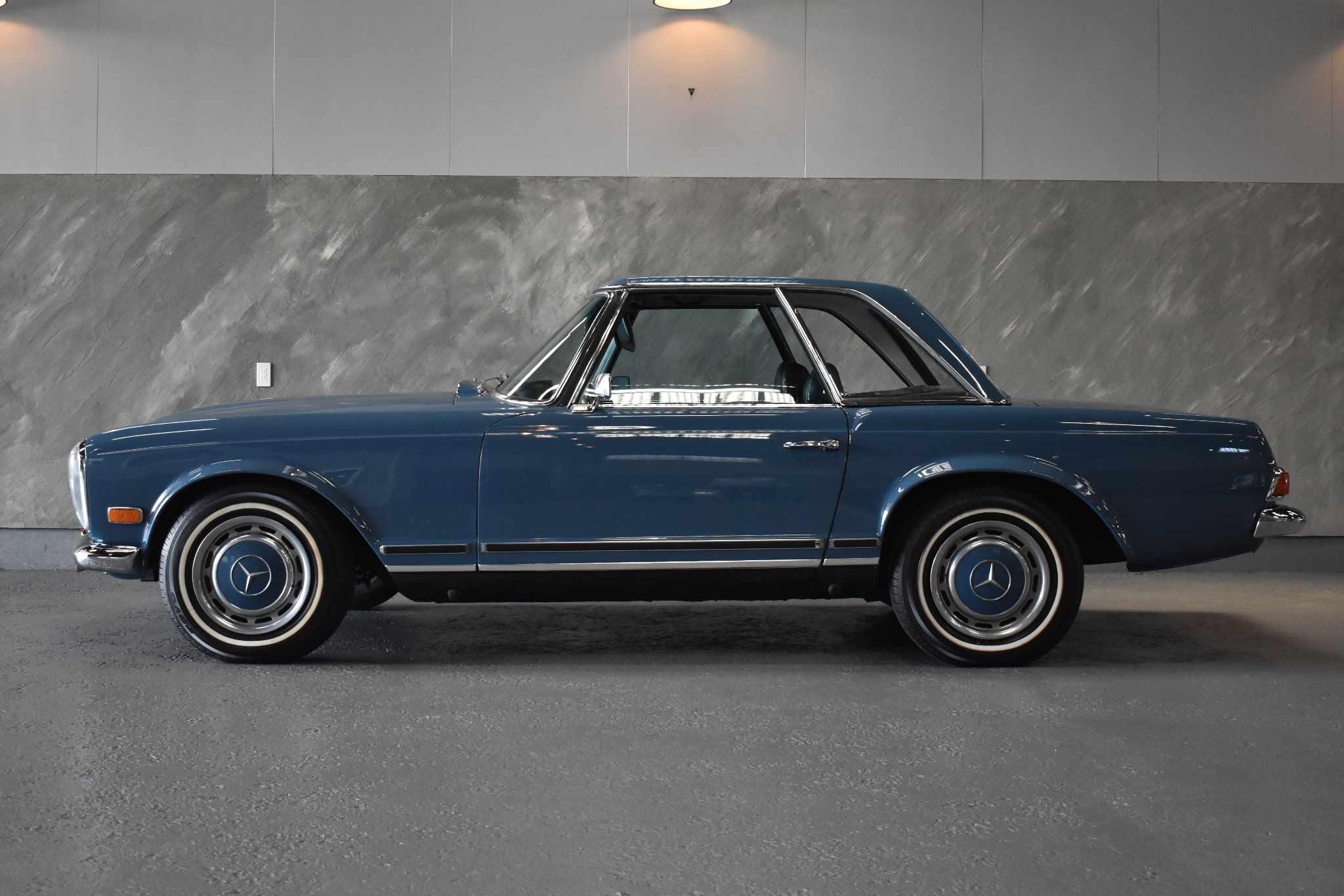 1968 年 メルセデス・ベンツ 280SL