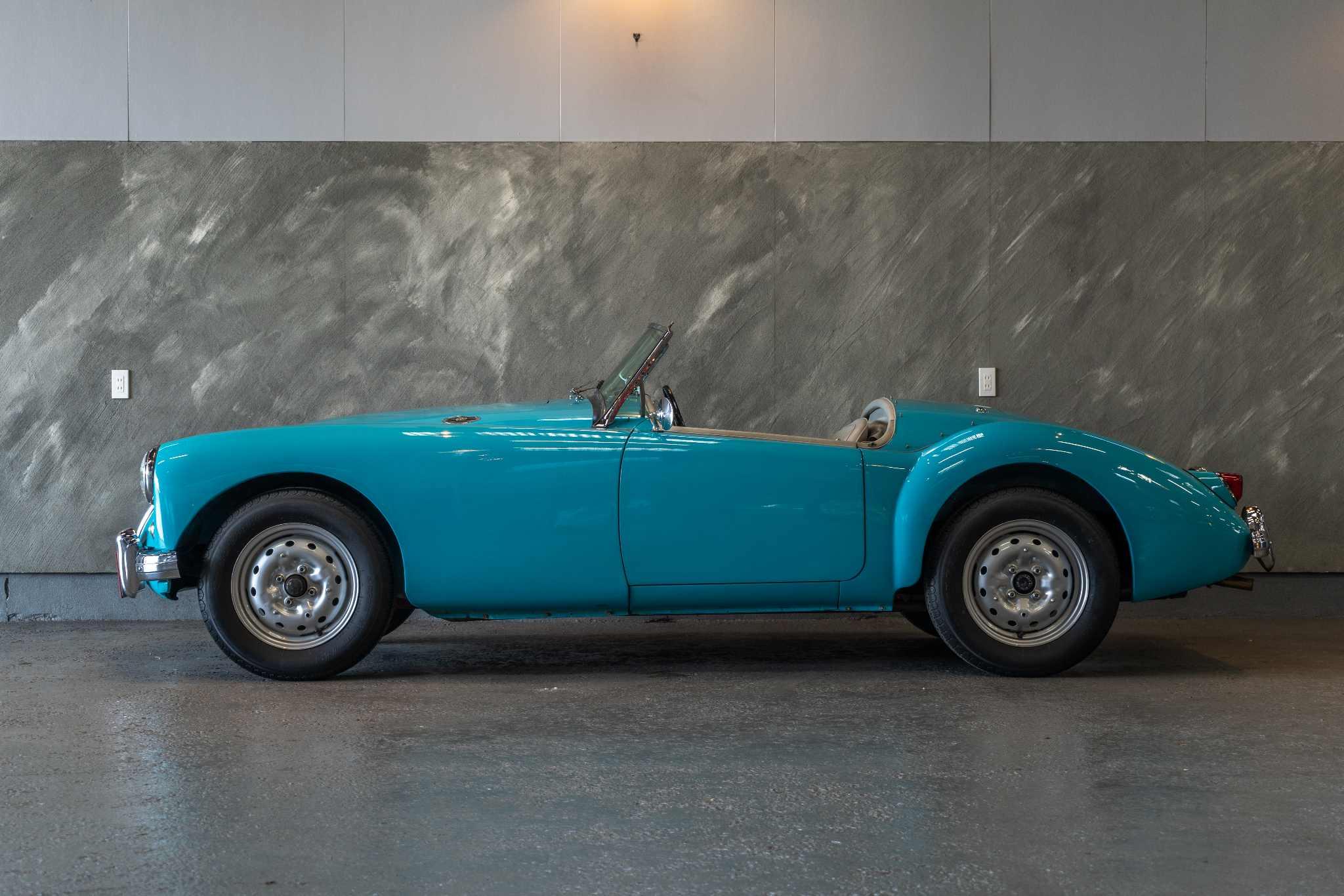 1958 年 MG-A 1500